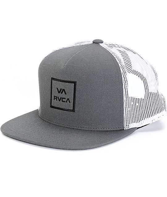 73b7a644be RVCA VA All The Way Trucker Hat