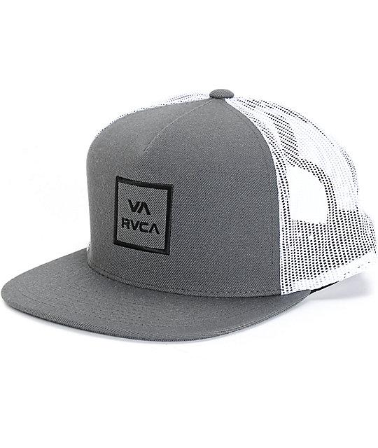 55fb3be78 RVCA VA All The Way Trucker Hat