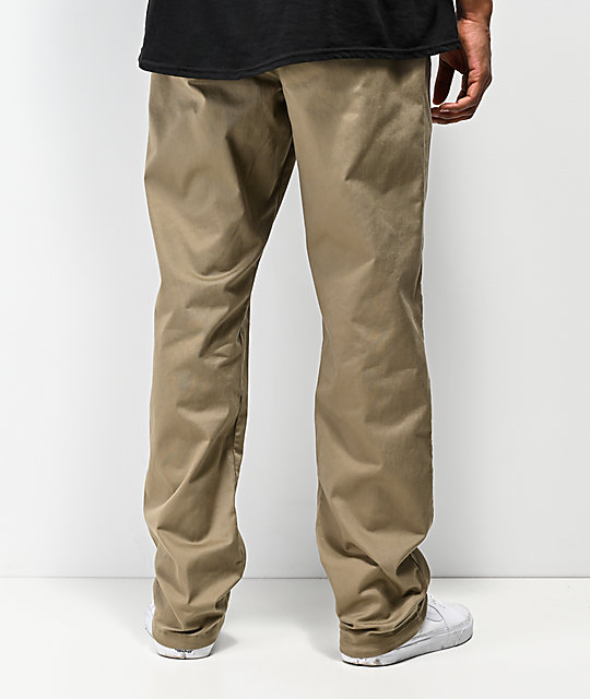 RVCA Weekend Khaki Chino Pants
