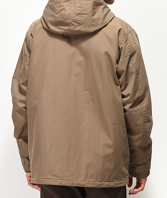 RVCA Wood Puffer Parka Jacket