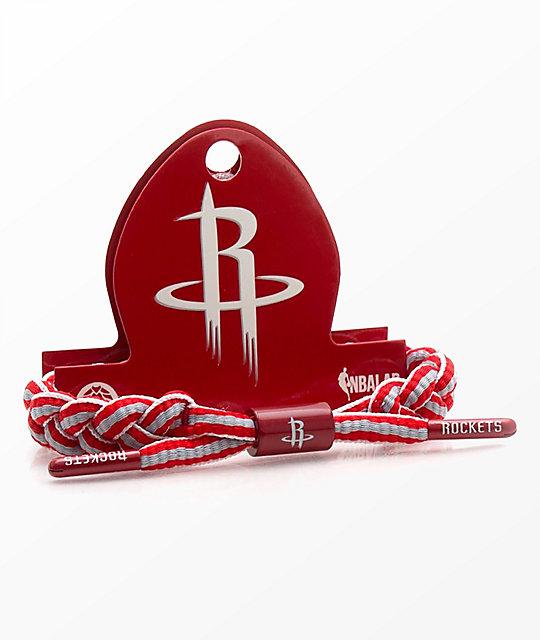 e6aace1ff76 Rastaclat Houston Rockets Classic Bracelet