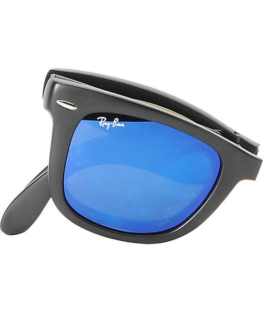 ray ban wayfarer matte black small