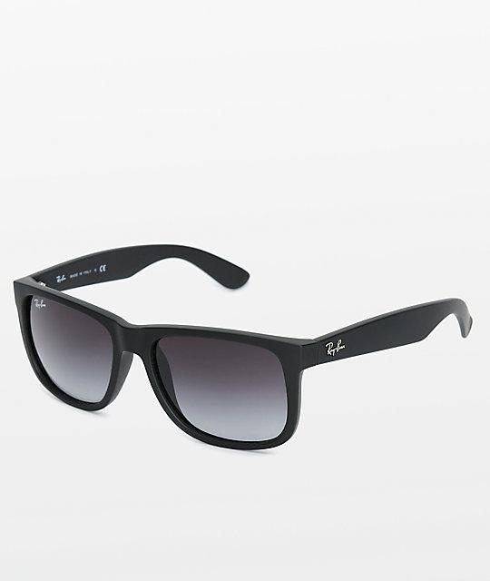 Ray Ban Justin Grey Gradient Sunglasses