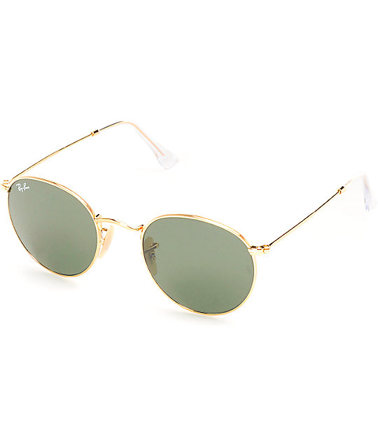 1c50e6898fb Ray-Ban Lennon Round Sunglasses