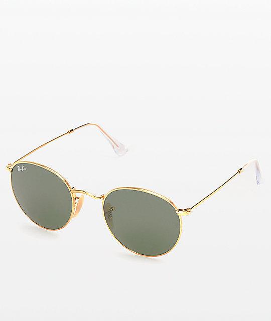 a946ffd44c Ray-Ban Lennon gafas de sol redondas | Zumiez