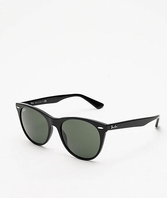 VerdeZumiez Gafas Y Ii Ray Sol Negro En De Ban Wayfarer rhQdts