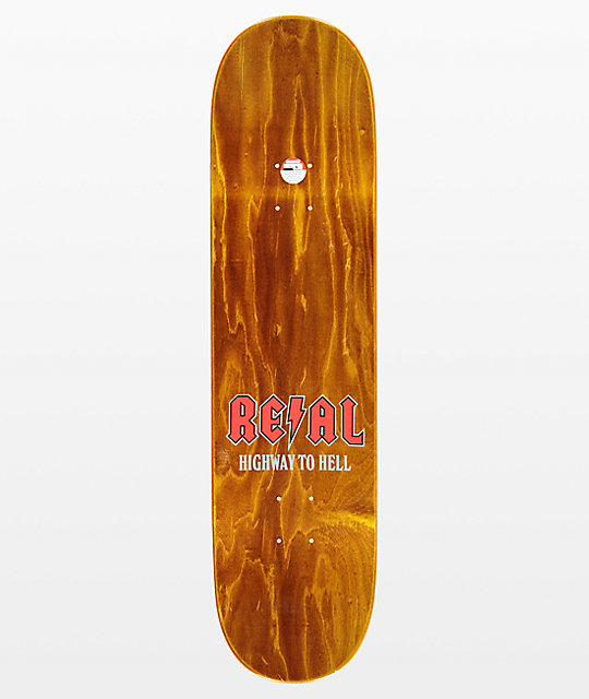 "Real Deeds 8.25"" Skateboard Deck"