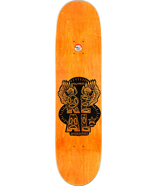 "Real Devon Blood Forever R1 8.25""  Skateboard Deck"