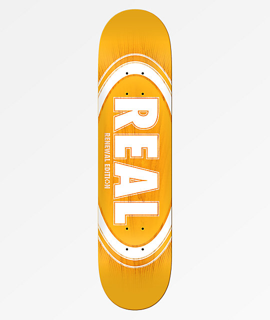 Real Oval Fade Burst 8.06