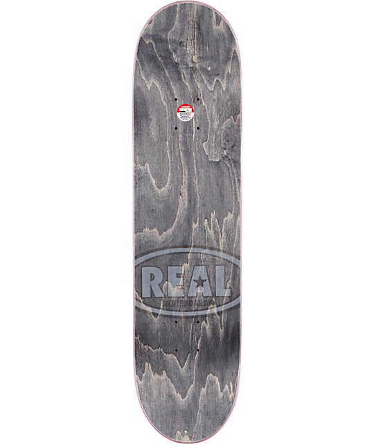 "Real Ramondetta Made For Everywhere R1 8.125""  Skateboard Deck"
