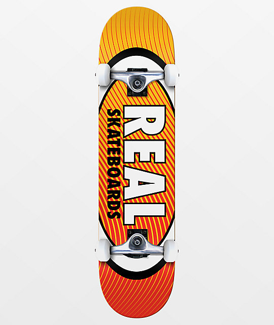 Real Team Oval Heatwave 7.75