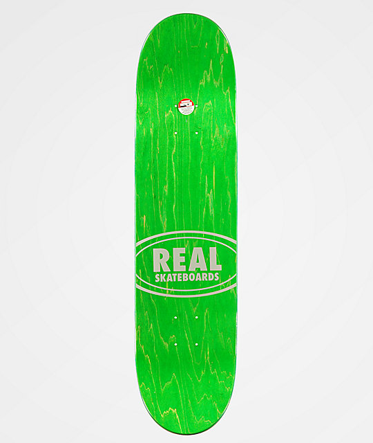Real Zion Cut & Paste Oval 8.06