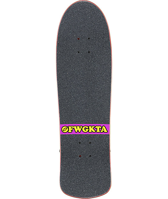 "Real x Odd Future 8.93""  Cruiser Complete Skateboard"
