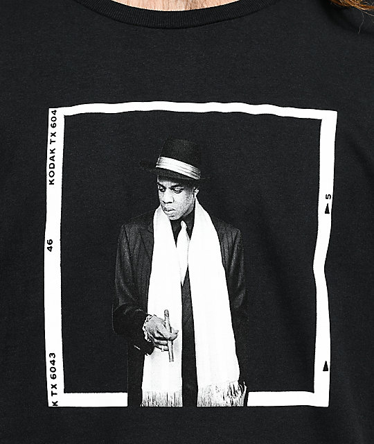 Reasonable Doubt Jay White Scarf Black T-Shirt