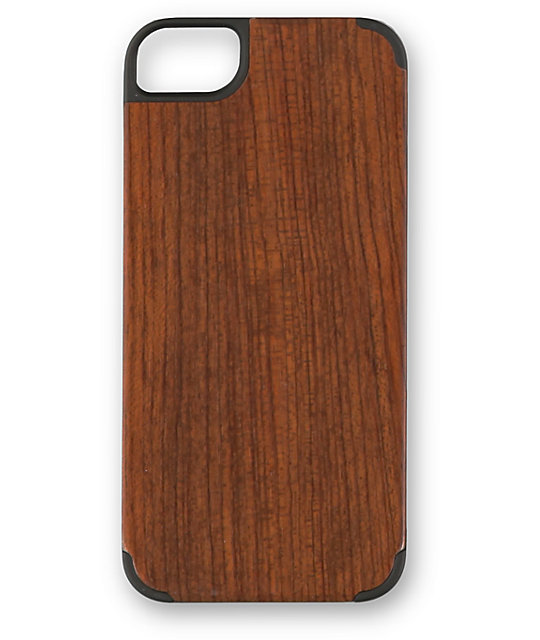 Recover Rosewood Wood iPhone 5 & 5s Case