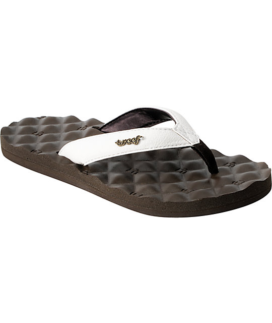 Reef Dreams Brown Sandals
