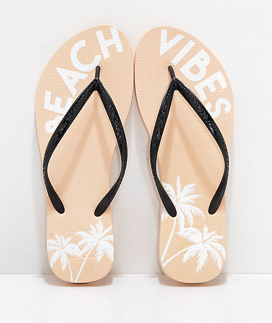 Reef Escape Beach Vibes Sandals