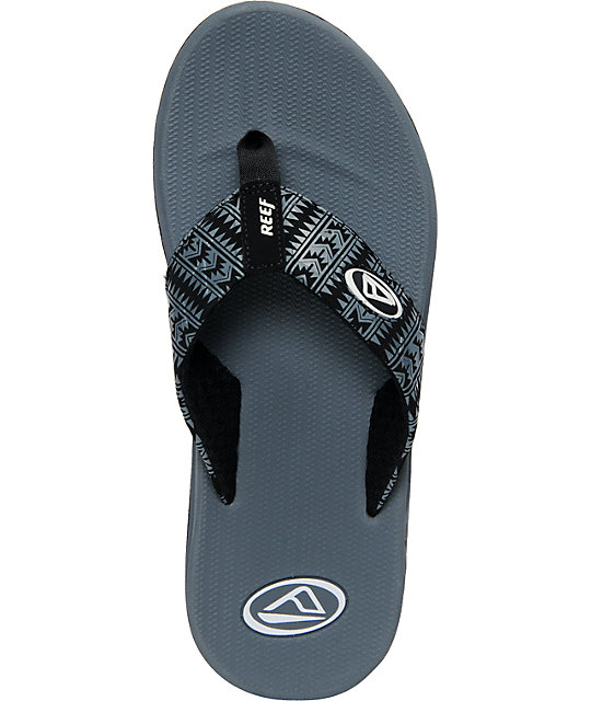 Reef Phantom Grey Warbird Sandals