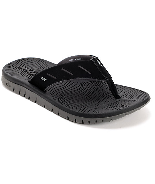 Reef Rodeo Flip Black Sandals