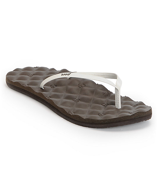 3e36ca4b4c92 Reef Uptown Dreams Brown Sandals