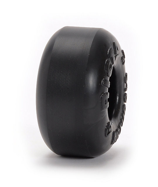 Ricta Natural Black 53mm Skateboard Wheels