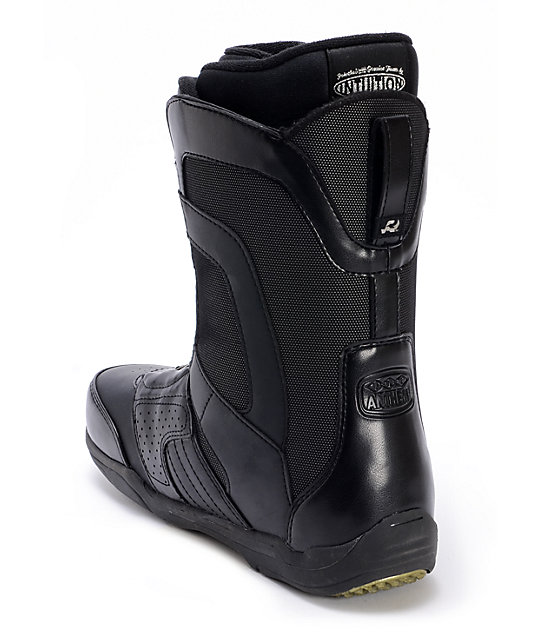 Ride Anthem BOA Black Mens Snowboard Boots