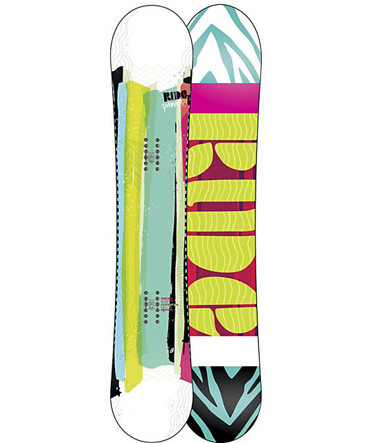 Ride Promise 151cm Womens Snowboard
