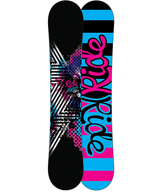 Ride Rapture 151cm Womens Snowboard