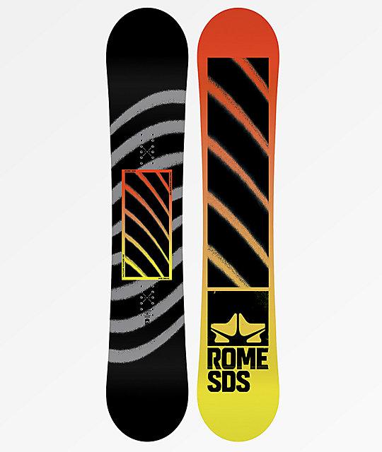 e35bbf3ec0b Rome Factory Rocker Snowboard 2019