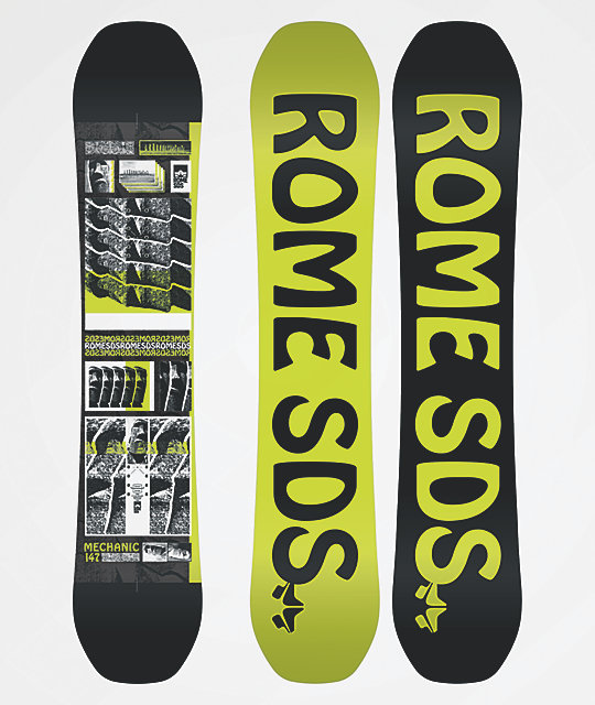 Rome Mechanic Snowboard 2020