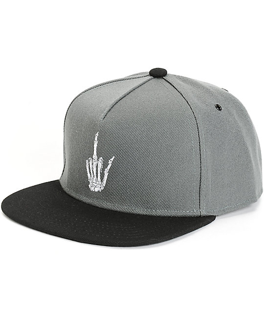 Rook One Up 2 Tone Snapback Hat
