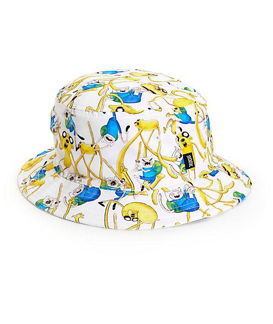 6862ac380dd Rook x Adventure Time Jake   Finn Bucket Hat