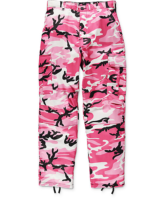 ... Rothco BDU Pink Camo Cargo Pants ... cafeedb35