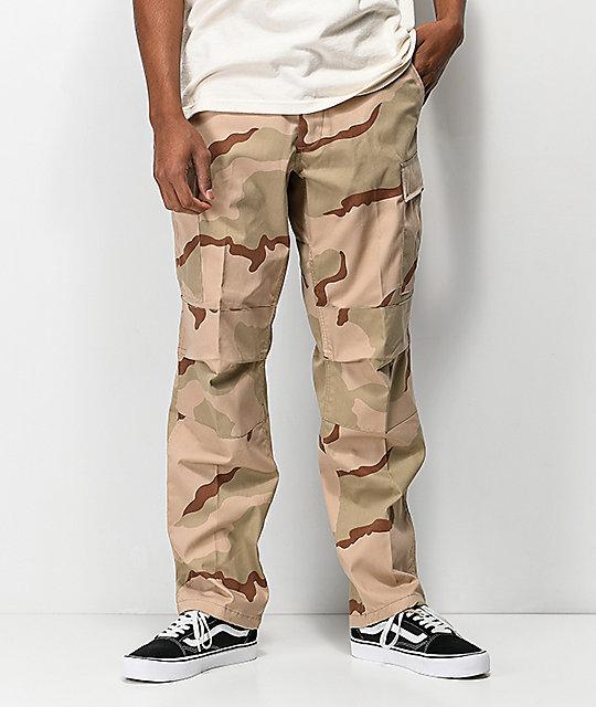 Rothco Bdu Tri Desert Camo Cargo Pants Zumiez