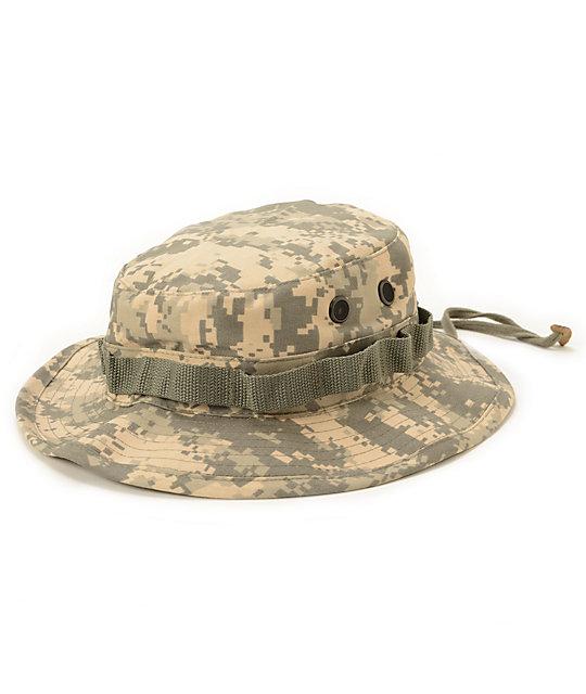 d78a73e48c2 Rothco Boonie ACU Digi Camo Bucket Hat