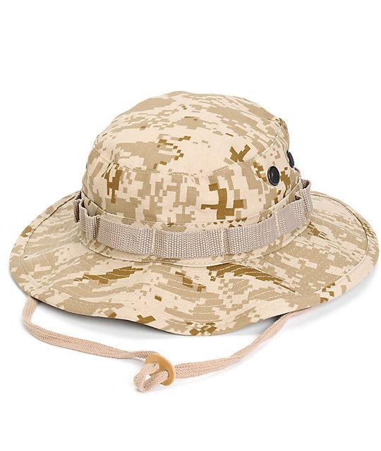 Rothco Boonie Desert Digi Camo Bucket Hat  75175651201