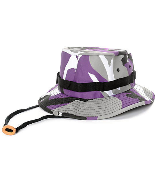 ... Rothco Boonie Ultra Purple Camo Bucket Hat 2f217e77102