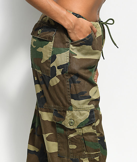 Rothco Camo Vintage Fatigue Pants