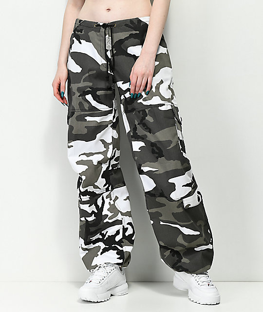 Rothco City Camo BDU Pants