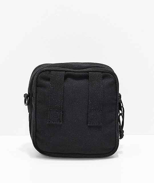 Rothco Excursion Organizer Black Canvas Bag