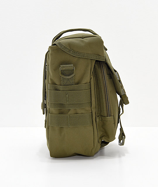 Rothco Flexipack Olive Tactical Shoulder Bag
