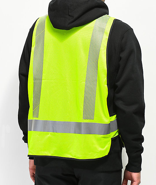 Rothco Green High Visibility Vest
