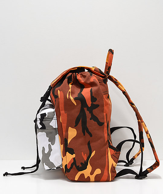 Rothco Savage Orange & City Camo Backpack