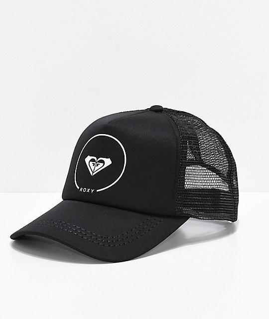 Roxy Black Trucker Hat  3001e0c2c0f