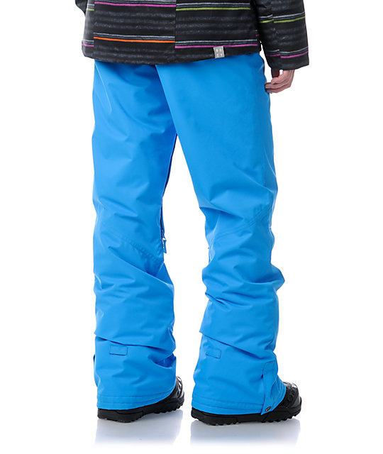 Roxy Evolution Blue 8K Snowboard Pants