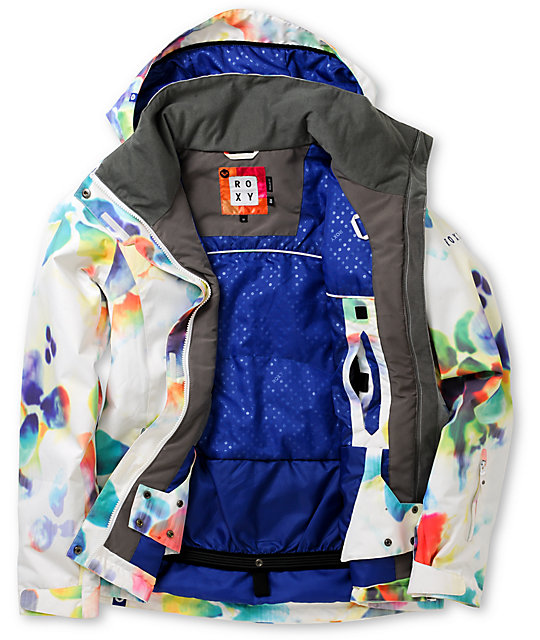 Roxy Jetty Thief Of Heart 8K Insulated Snowboard Jacket