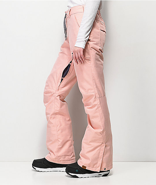 Roxy Nadia Coral Cloud Snowboard Pants