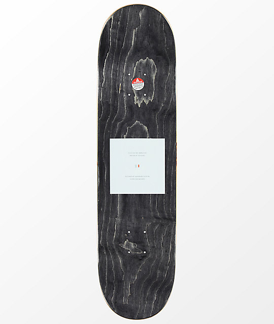 "SOVRN Fluctuat 8.0"" Skateboard Deck"