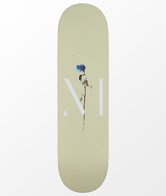 "SOVRN Mikey Taylor Dimanche II 8.38"" Skateboard Deck"