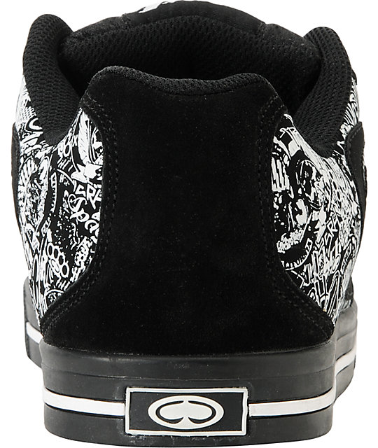 SRH Faceoff Black Limited Edition Shoes